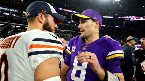 Vikings-Bears Preview: Cousins, Trubisky Face Daunting