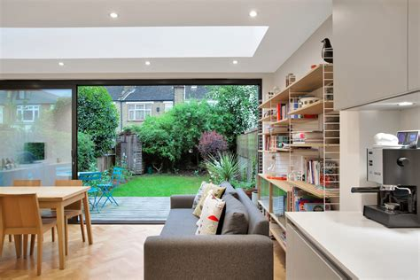 CONTEMPORARY REAR FLAT ROOF EXTENSION | The Art of Building