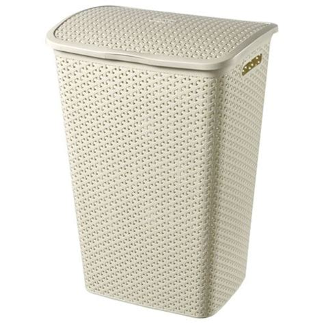 Buy Curver My Style Cream 55L Laundry Hamper from our