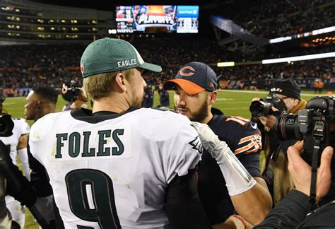 What Nick Foles' contract says about how Bears view him vs