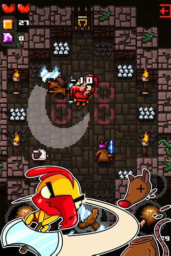 Rogue grinders: Dungeon crawler roguelike RPG for Android