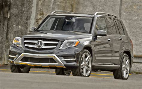 2013 Mercedes-Benz GLK-Class AMG Styling (US) - Wallpapers