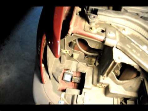 1999-2003 Jeep Grand Cherokee - Replace Cooling Fan Relay