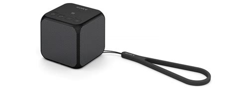 Very Cool Sony SRS-X11 Features Ultra-Portable Speaker