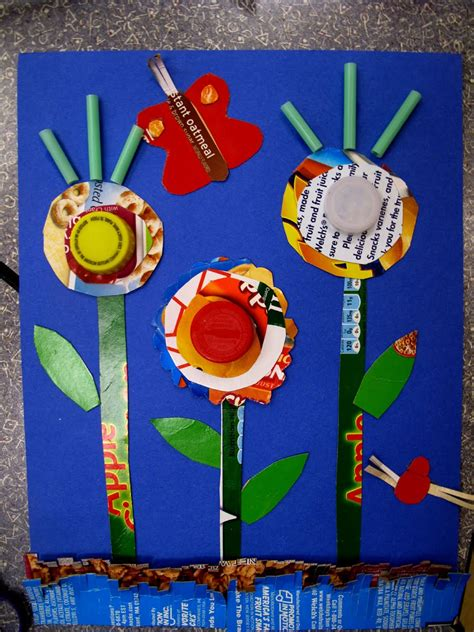 Gardens from Recycled Materials | Fun Family Crafts