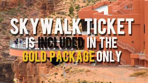 Grand Canyon Skywalk Prices, Tickets and Address