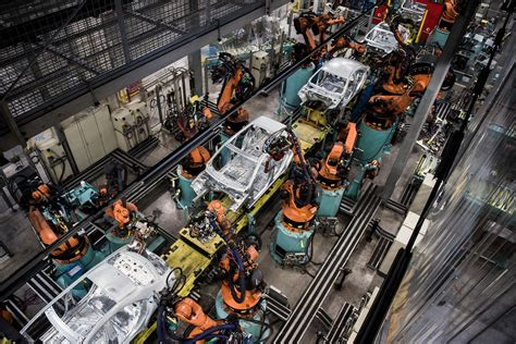 Meet the Cobots: Humans and Robots Together on the Factory