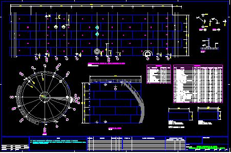 Typical Design Of Tanks DWG Block for AutoCAD • Designs CAD