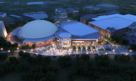 Liberty University Arena - ODELL Architecture